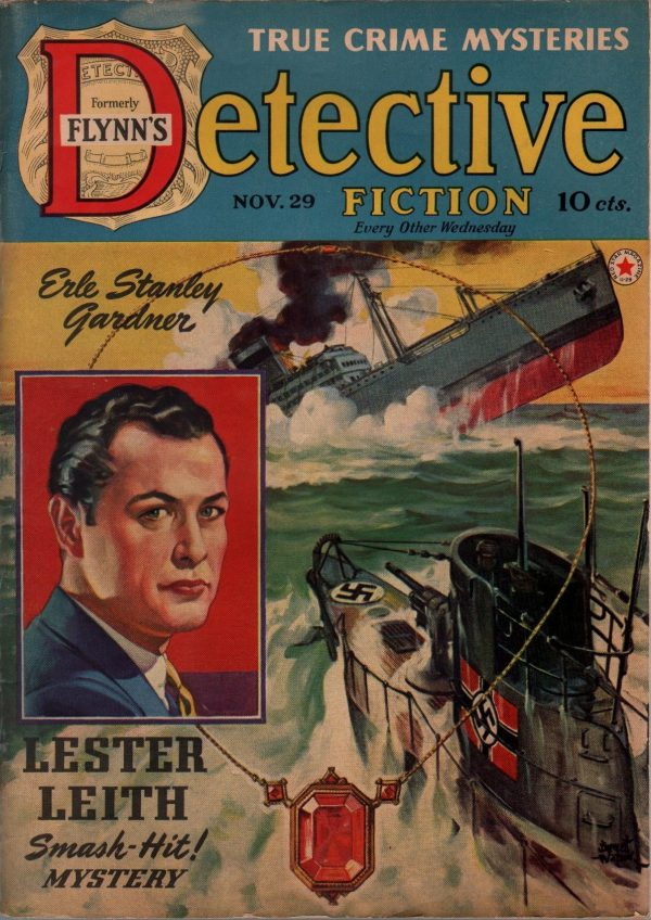 Flynn's Detective Fiction November 29 1941