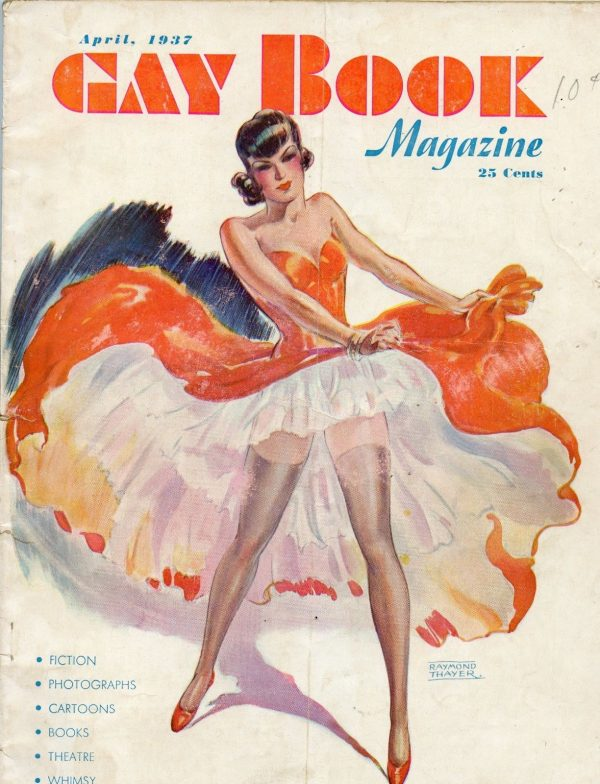 Gay Book April 1937