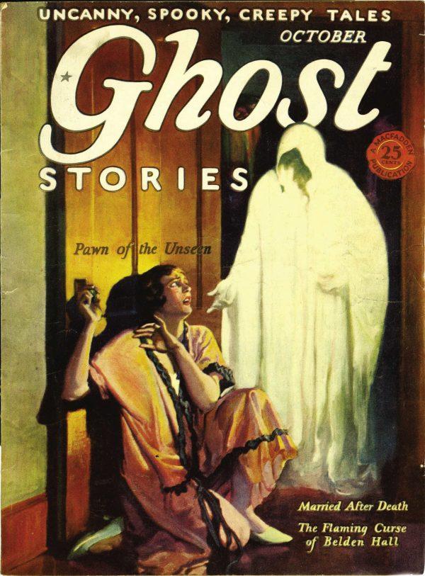 Ghost Stories October 1926