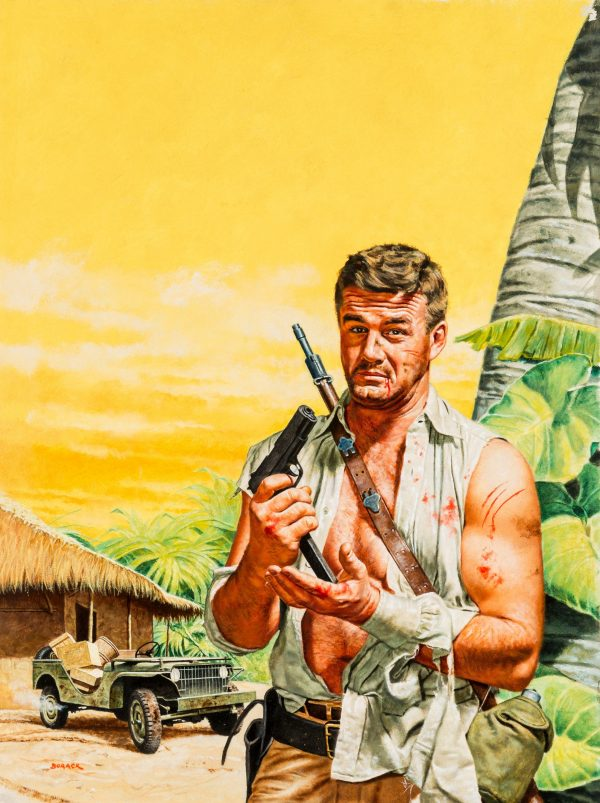 Man's Illustrated cover September 1958