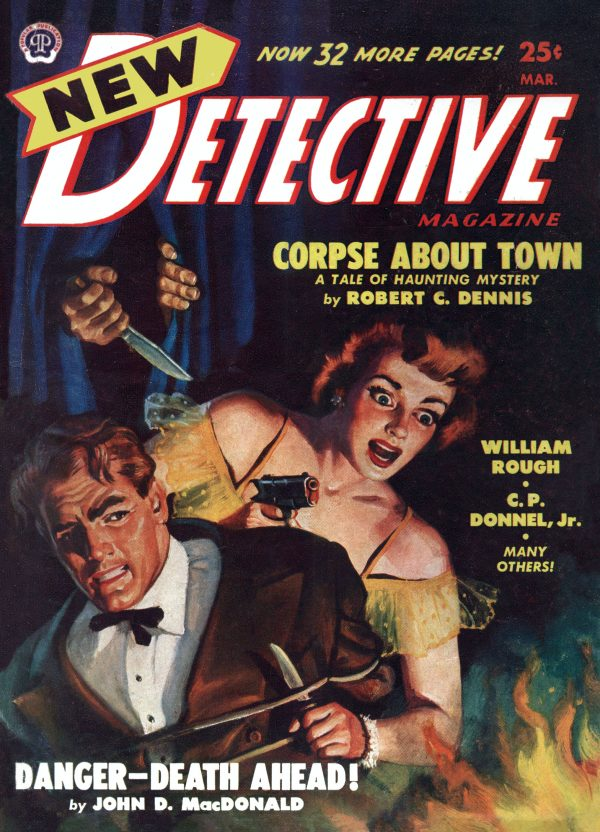 New Detective March 1949