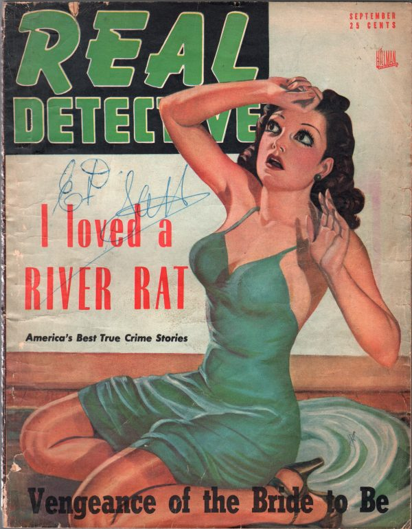 Real Detective September 1947