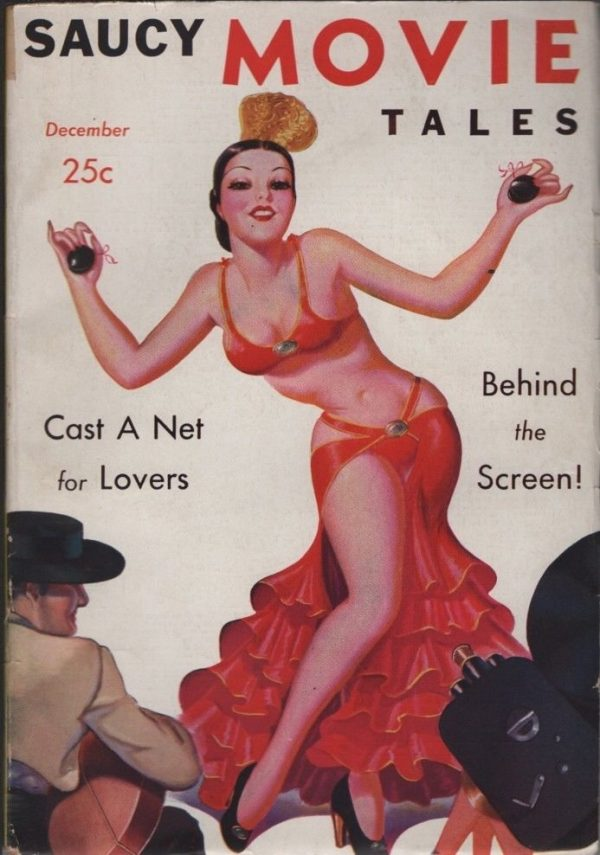 Saucy Movie Tales 1937