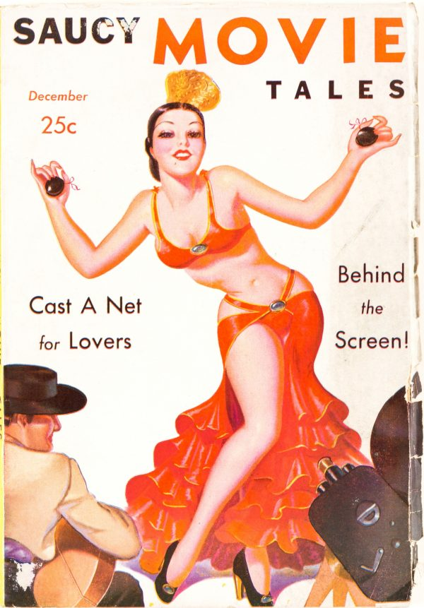Saucy Movie Tales - December 1937