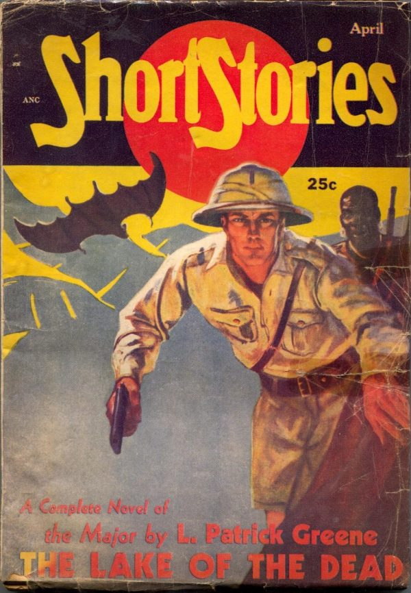 Short Stories April 1953