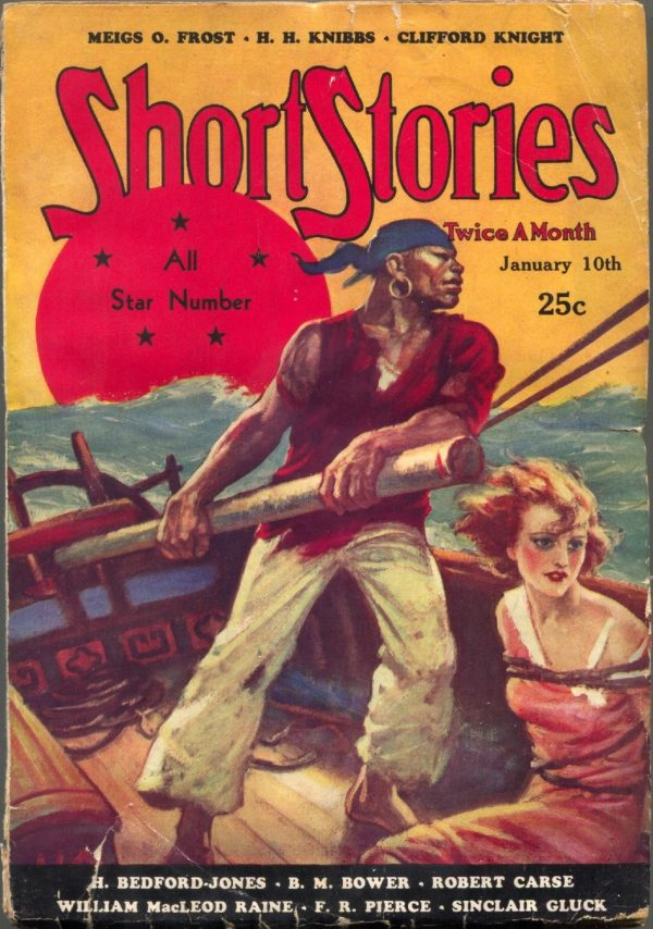 Short Stories January 10 1932