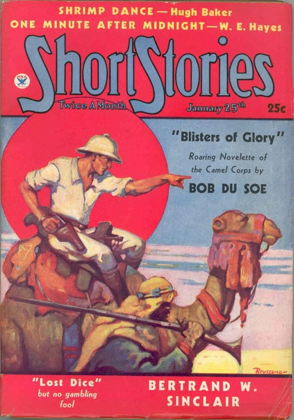 Short Stories January 25 1935