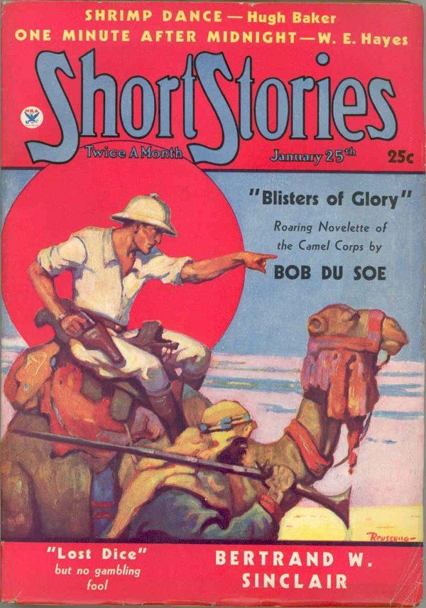Short Stories January 25 1935