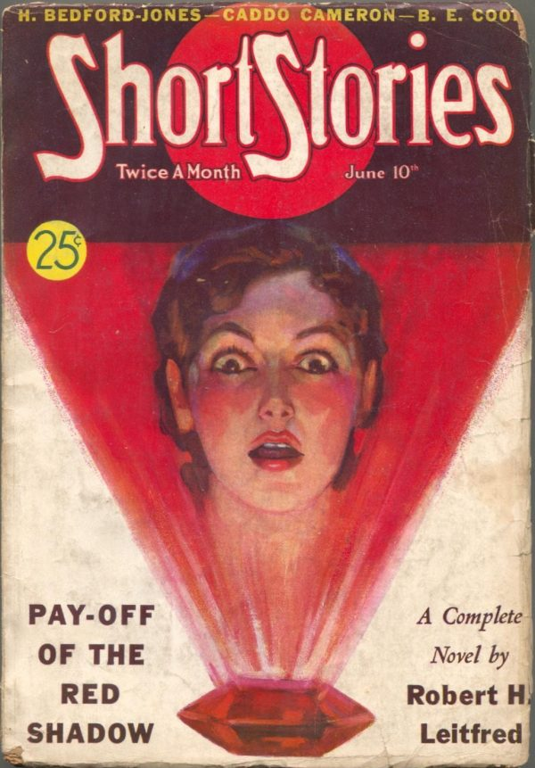 Short Stories June 10 1938