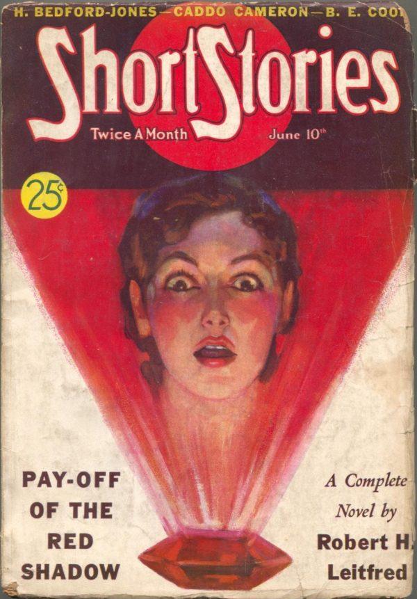 Short Stories June 10 1938