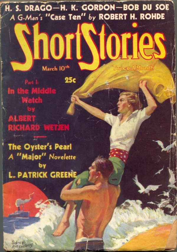Short Stories March 10 1936