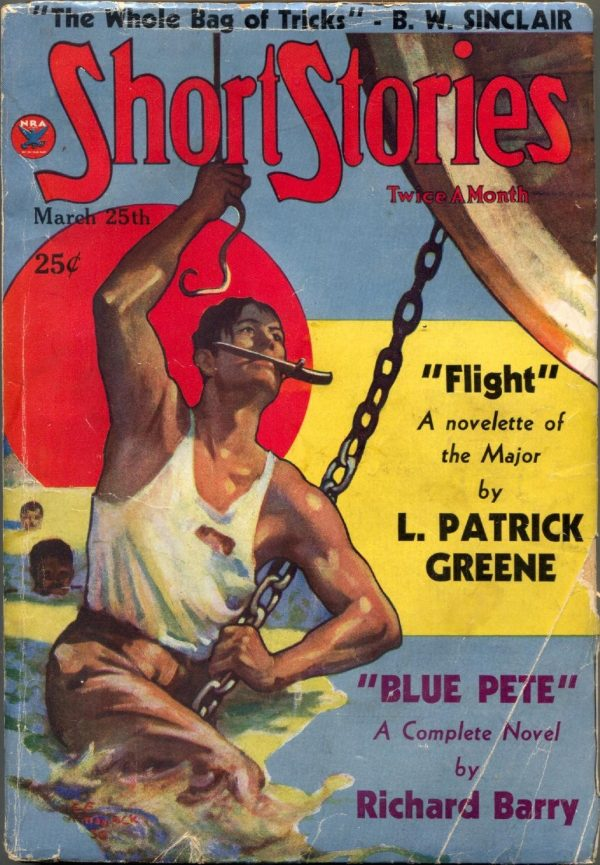 Short Stories March 25 1934