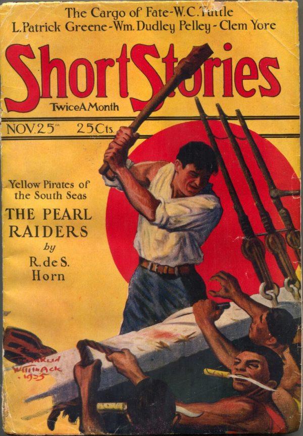 Short Stories November 25 1925