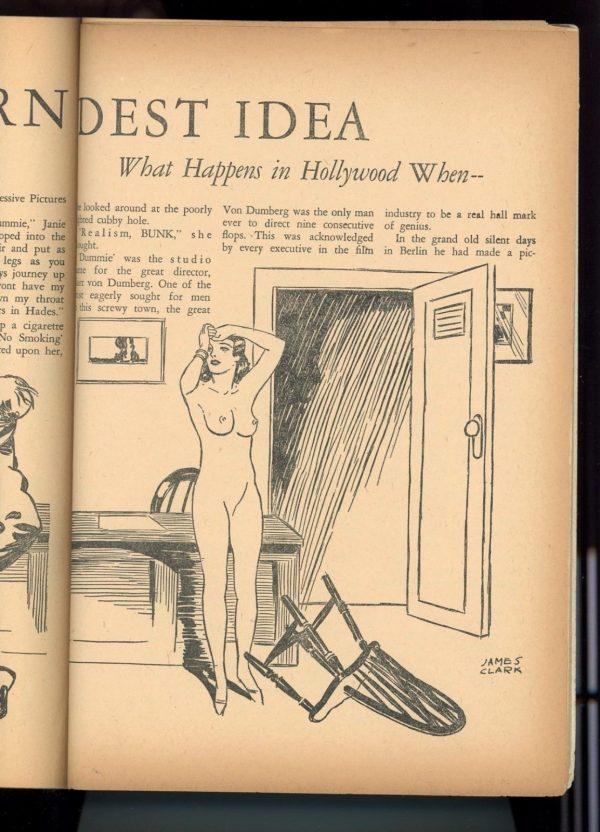 Sizzling Romances, July 1935 3