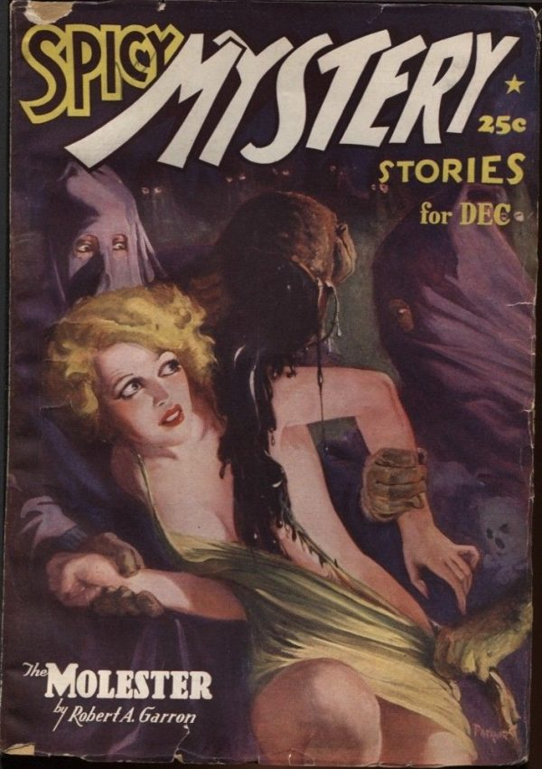 Spicy Mystery 1937 December