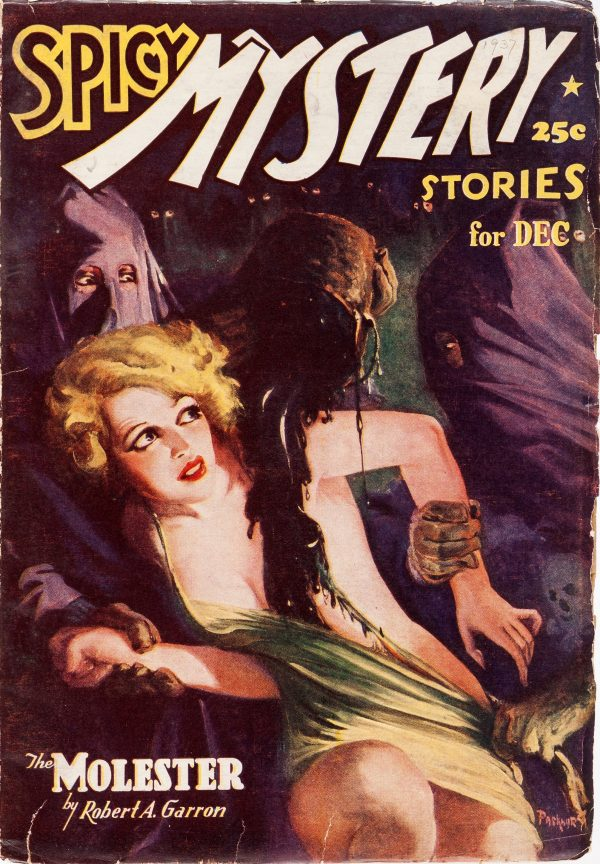 Spicy Mystery Stories - December 1937