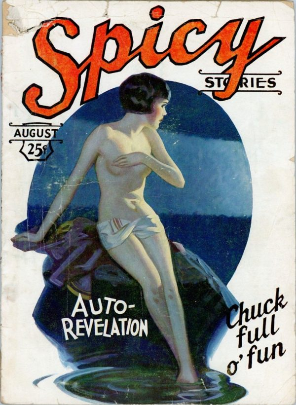 Spicy Stories, August 1930