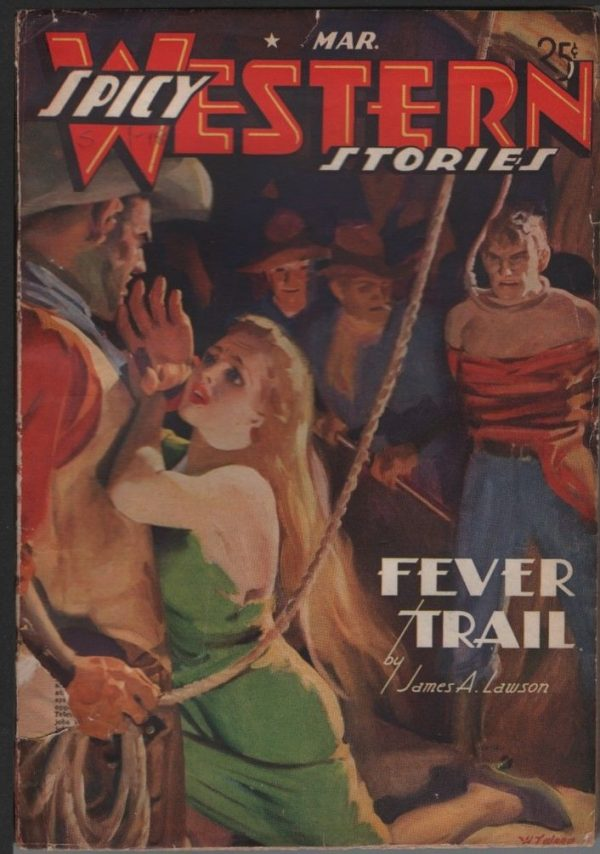 Spicy Western 1939 March