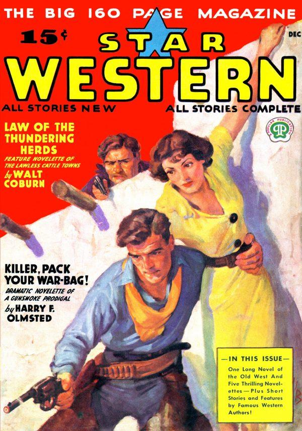 Star Western December 1937