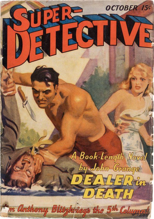 Super-Detective 1940 October