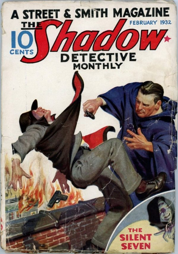 The Shadow, February 1932