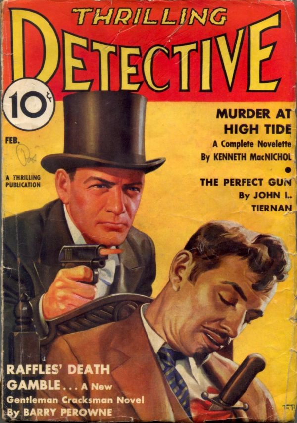Thrilling Detective February 1936
