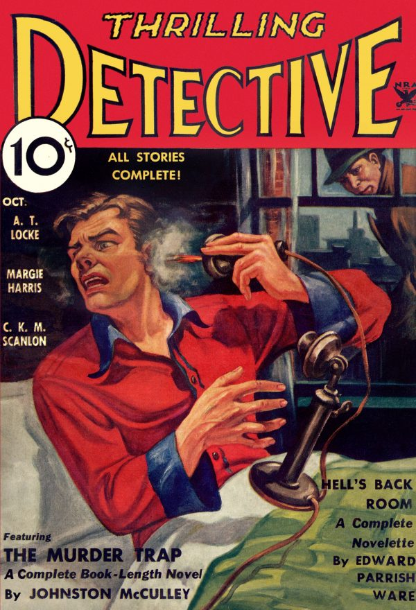 Thrilling Detective October 1934