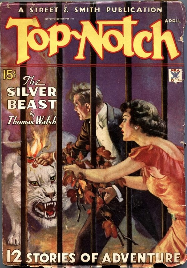 Top-Notch April 1935