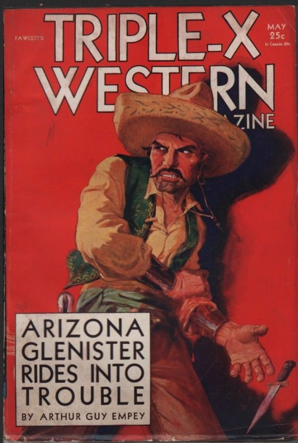 Triple-X Western Magazine 1931 May