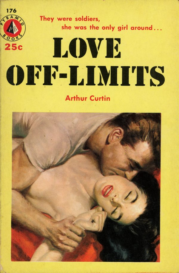 29116971907-pyramid-books-176-arthur-curtin-love-off-limits