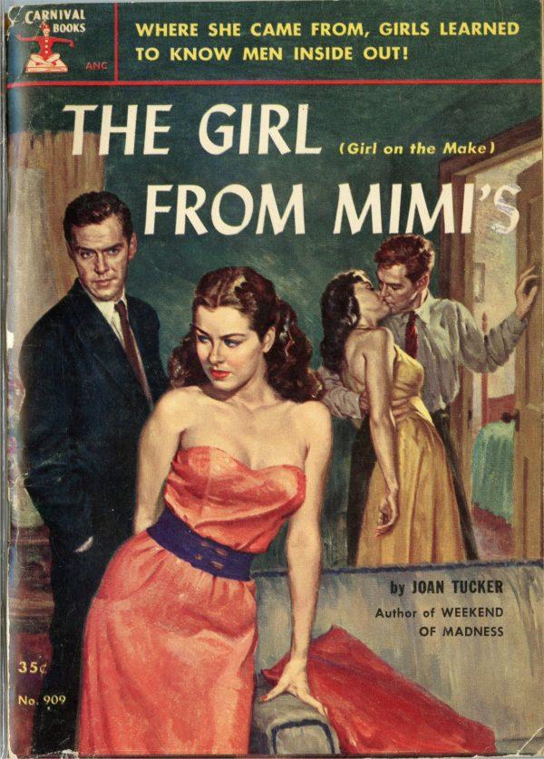 Carnival Books 909 1952