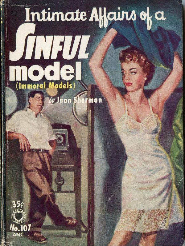 Croydon Books 107 1954