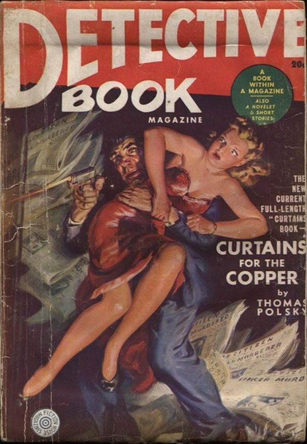 Detective Book Winter 1941-42