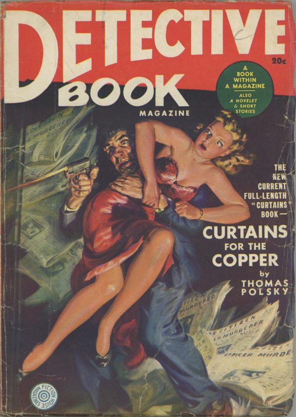 Detective Book Winter 1941