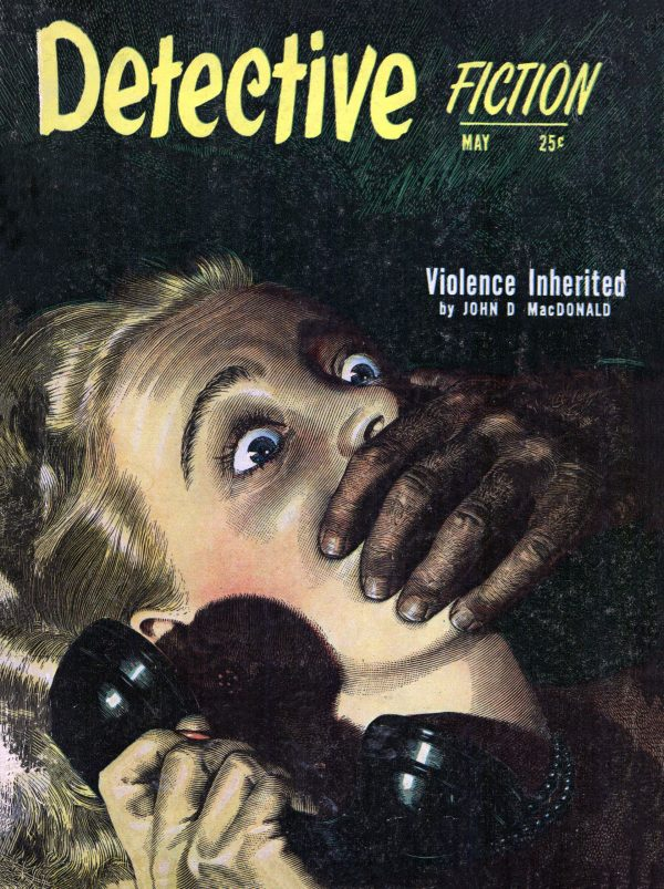 Detective Fiction May 1951