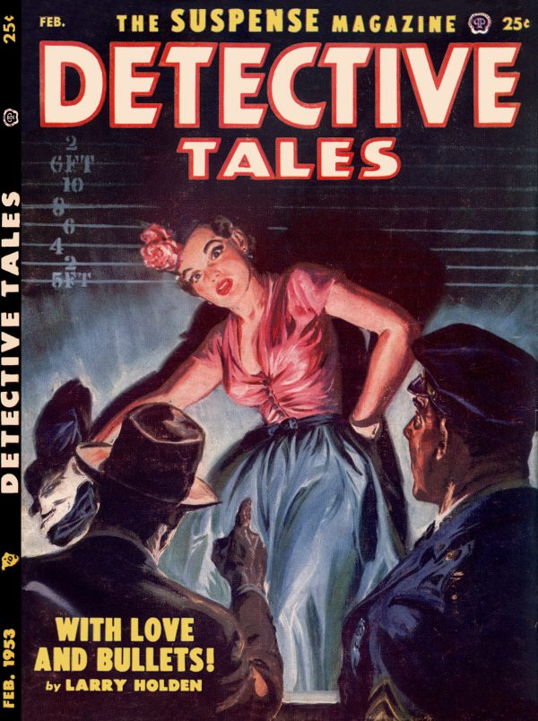 Detective Tales February 1953