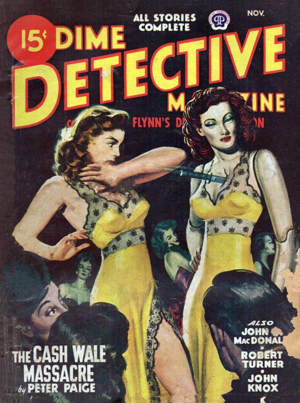 Dime Detective November 1947