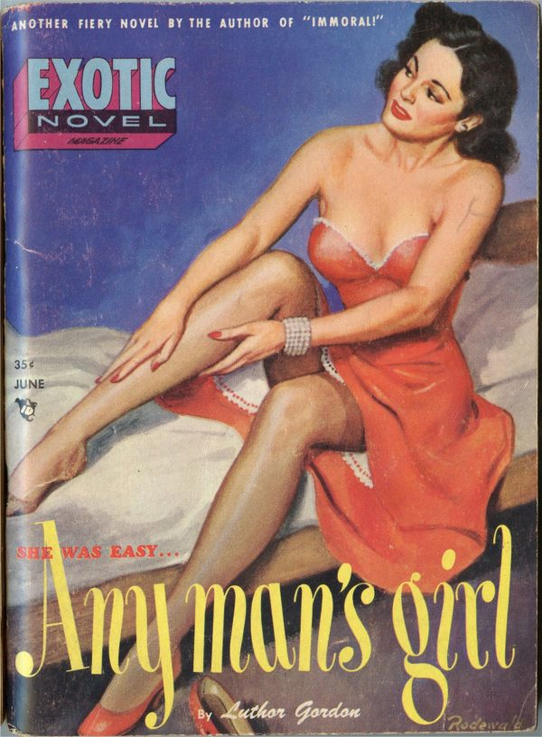 Exotic Novel June 1949