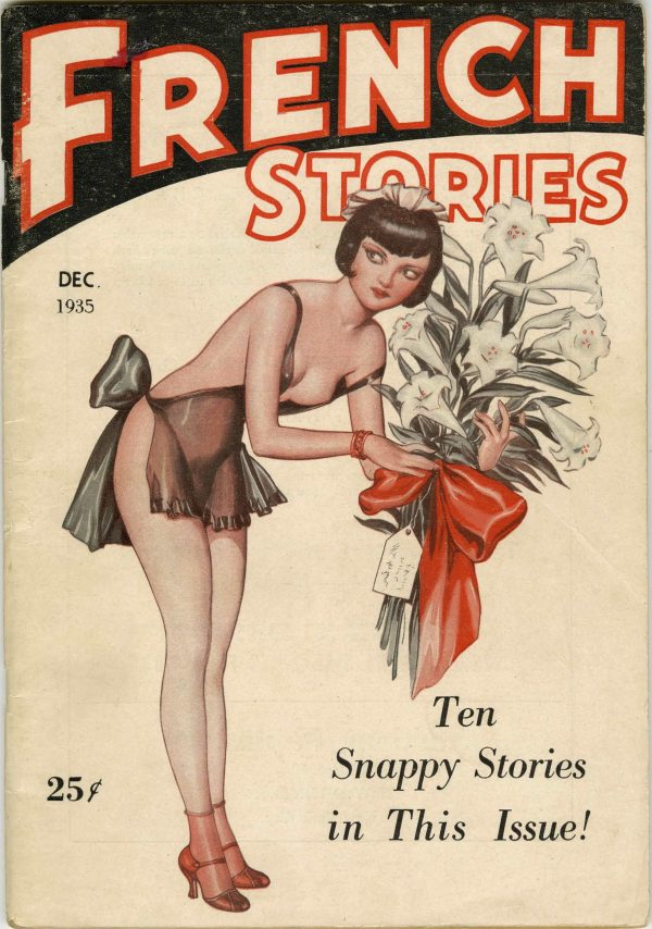 French Stories, December 1935