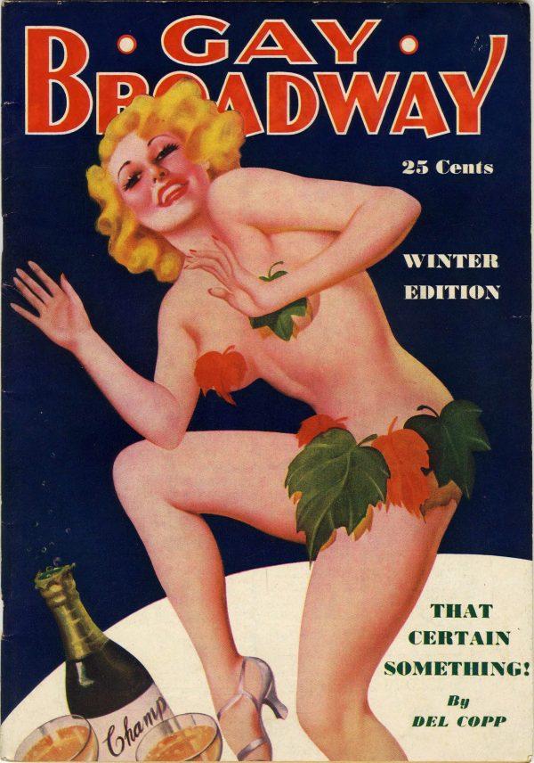 Gay Broadway Winter 1937
