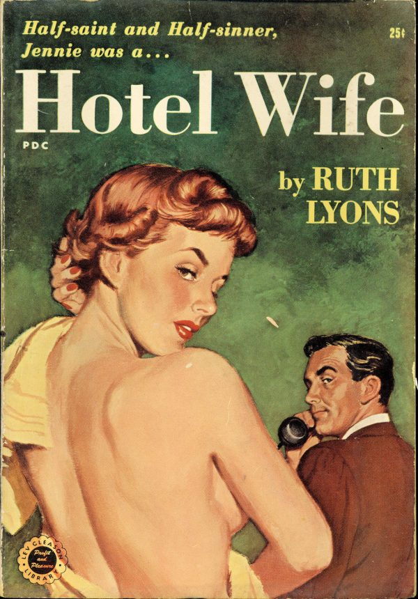 Hotel Wife by Ruth Lyons 1949