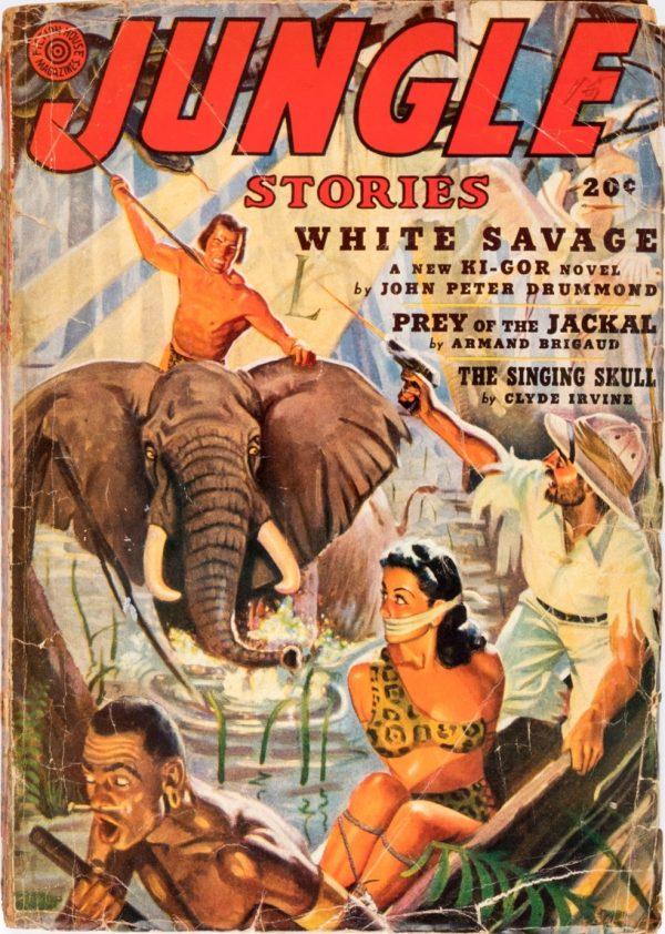 Jungle Stories Fall 1941