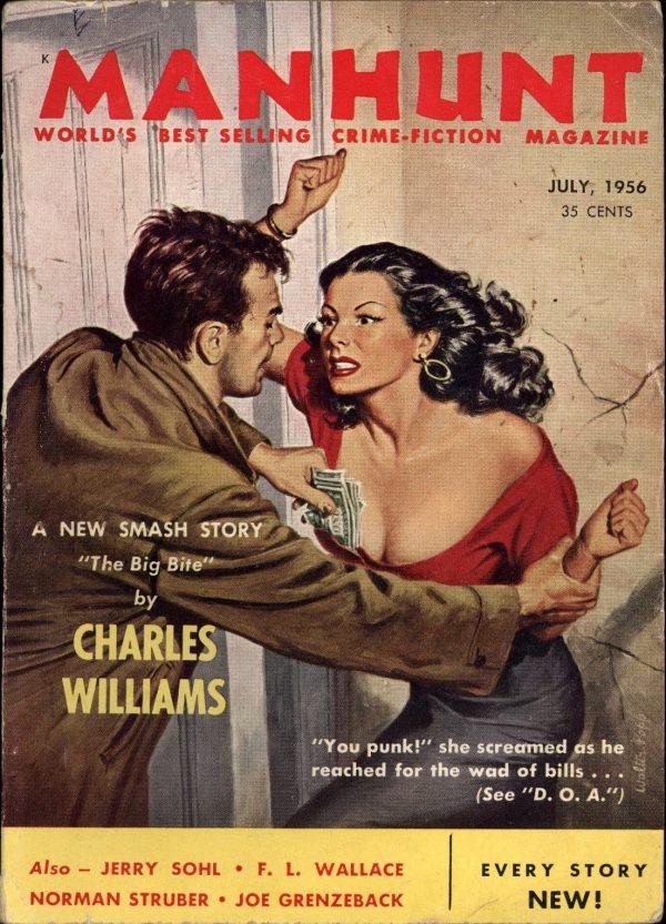 Manhunt July 1956