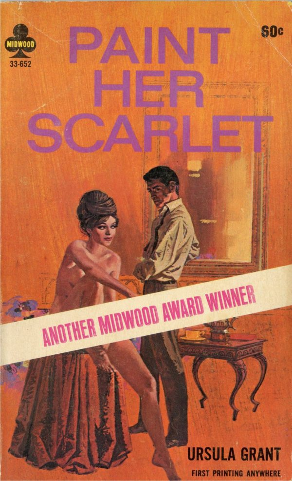 Midwood Books 33-652 1966