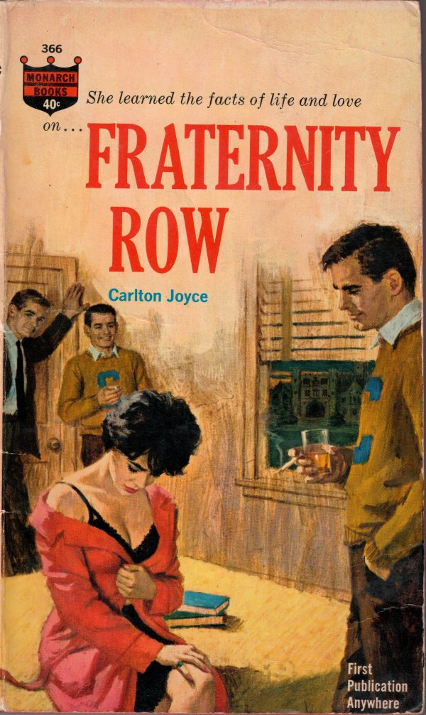 Monarch #366 1963 - Fraternity Row