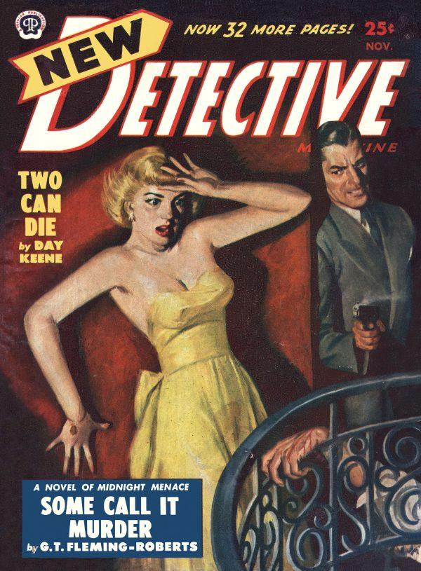 New Detective November 1949