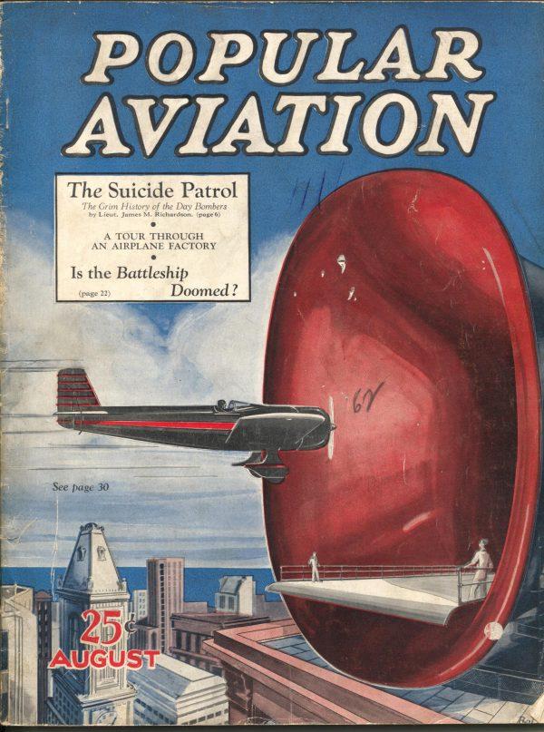 Popular Aviation August 1931