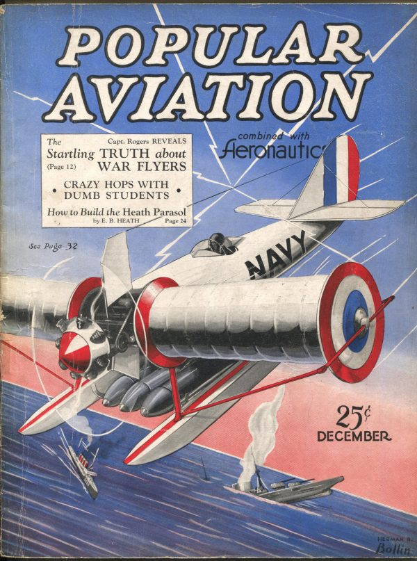 Popular Aviation December 1930