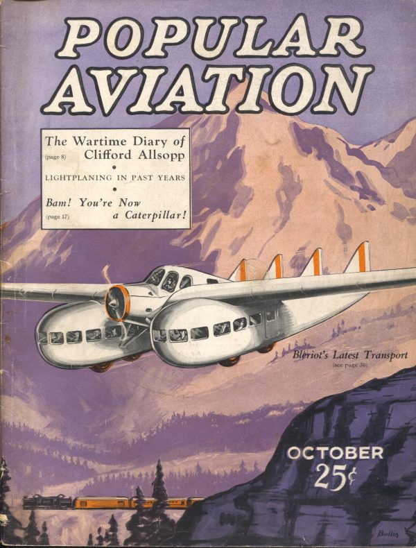 Popular Aviation December 1931