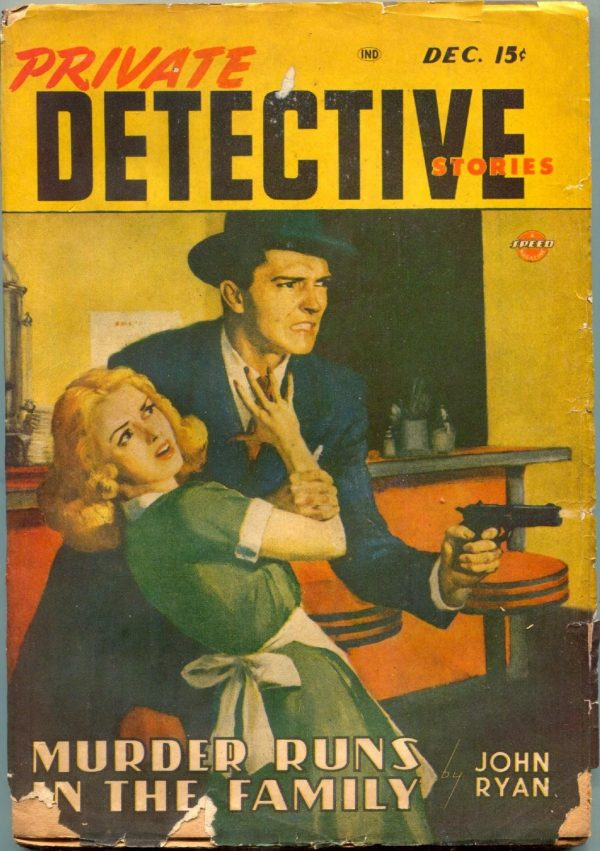 Private Detective Stories =December 1946